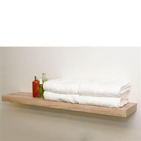 floating book shelves oak floating shelf kit 1150x250x50mm mastershelf 3772
