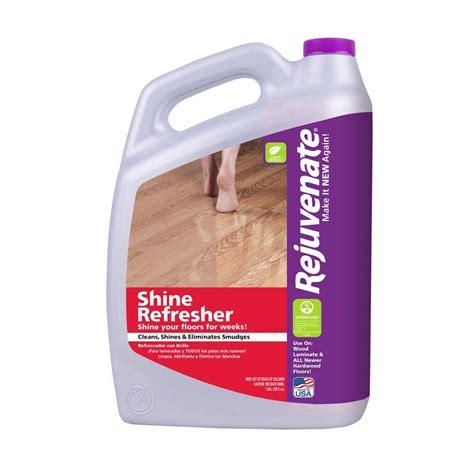 Rejuvenate Floor Cleaner Sds by Rejuvenate 128 Oz Floor Refresher Rjrf128 The Home Depot