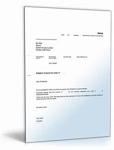 Rechnung In English : rechnung im anhang englisch musterbrief sofort zum download ~ Themetempest.com Abrechnung