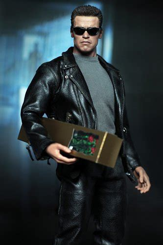 Terminator 2 Judgement Day Hot Toys Movie Masterpiece 1/6