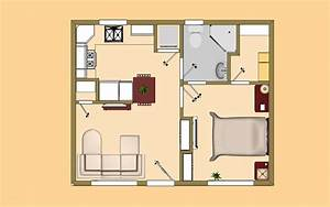 Small House Plans Under 200 Sq Ft • 2018 House Plans and ...