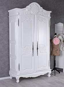 Kleiderschrank Weiß Vintage : mahagoni schrank kleiderschrank weiss schlafzimmerschrank ~ Watch28wear.com Haus und Dekorationen