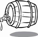 Beer Keg Barrel Clipart Clip Royalty Svg Vector Clipground Clipartmag sketch template