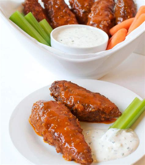 chicken buffalo keto tenders tender carb low recipes never these