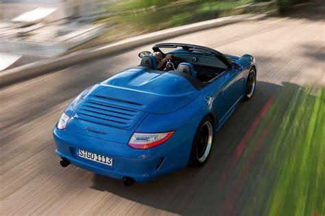 porsche speedster 2017 2018 porsche 911 speedster expected at frankfurt wheels