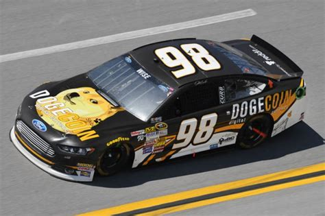 Dogecoin & reddit Partner With Phil Parsons Racing For ...