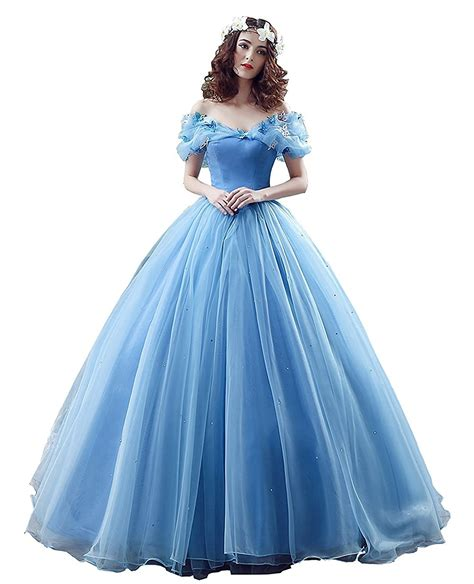 Gemila Women's Cinderella Quinceanera Prom Wedding Dress Ball Gown   Bridal Bliss