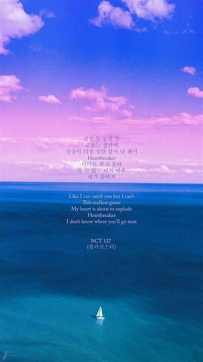 Nct Lyrics Quotes Kpop 127 Song Bts