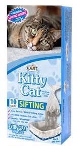 kitty cat sifting liners alfapet