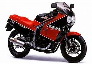 Suzuki Gsx R 400 Gk71b 1985 Manual