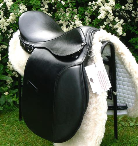 cob saddle flex value rounder breeds especially designed leather wide horses