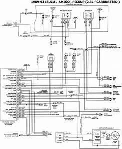 Imagen Esquema Electrico Motor Isuzu 4zd1 Carburado  2 3