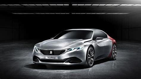 Peugeot Exalt Concept, Hd Cars, 4k Wallpapers, Images