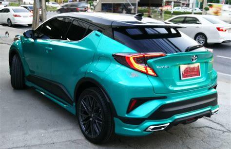 toyota suv  hr  cc petrol hybrid exporter