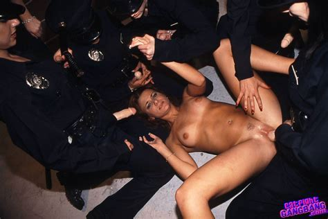 Lesbian Slut Toyed Hard By The Nasty Women Police Officers Pichunter