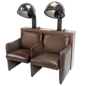 salon hair dryer chair om hair