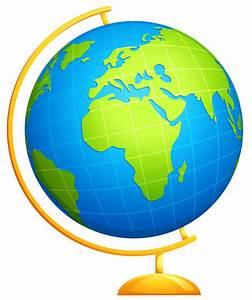Globe Terrestre Carton : clipart globe world 101 clip art ~ Teatrodelosmanantiales.com Idées de Décoration