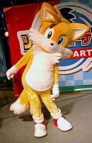 Sonic Party Tails Costume | Sonic costume, Character ...