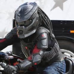 bmw bike predator carbon fiber motorcycle helmet extraterrestrial warrior