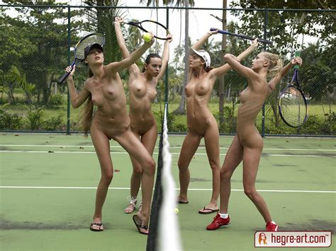 Naked Tennis Players Picture 13 Uploaded By Bammer On