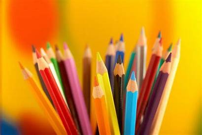 Colorful Wallpapers Pencil Colourful Background Latest Pencils