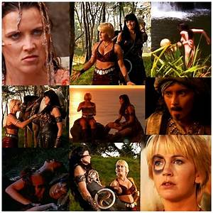 Xena - Gabrielle - Lucy Lawless - Renee O'Connor #Xena ...