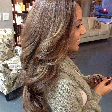 Hair Turning Brown by Cover Gray Hair With Highlights Apexwallpapers