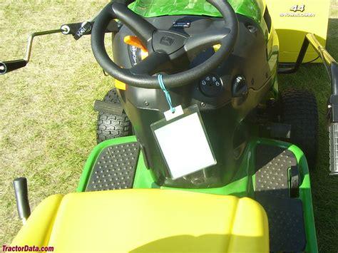 tractordatacom john deere la tractor  information