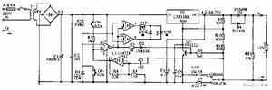 Lead Accumulator Charger Circuit Diagram