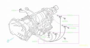 24030aa072 - Sensor And Harness Assembly Transmission
