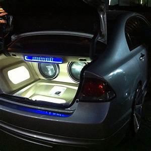 Car Audio Mobile Honda Civic