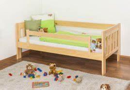 Kinderbett Mit Rausfallschutz 90x200 : massivholz kinderbett 90x200 cm top 5 neu ~ Watch28wear.com Haus und Dekorationen