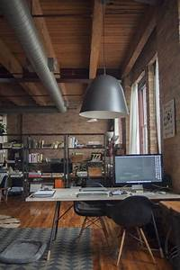 27, Easy, And, Practical, Industrial, Home, Office, Design, Ideas
