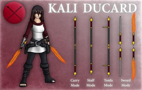 Kali Ducard By Diyaru4500