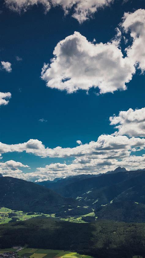 papersco iphone wallpaper ni nature sky cloud
