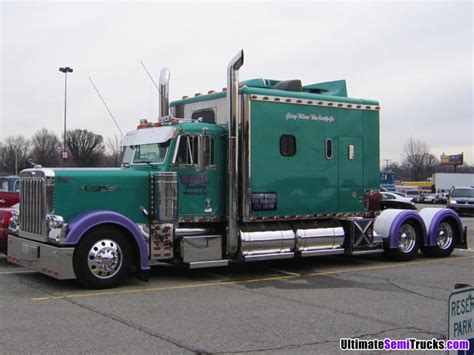 Semi Trucks With Ari Sleeper For Sale Autos Post