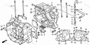 Honda Atv 2000 Oem Parts Diagram For Crankcase