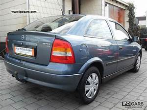 Opel Astra 1999 : 1999 opel sportive astra 1 6 air conditioning euro 3 whb car photo and specs ~ Medecine-chirurgie-esthetiques.com Avis de Voitures