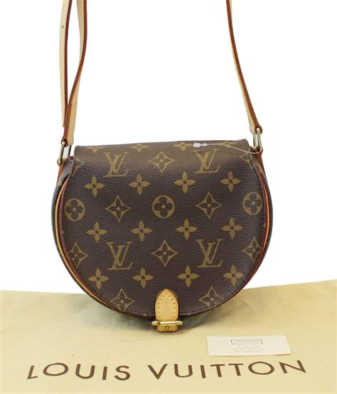 louis vuitton monogram tambourine shoulder bag dallas