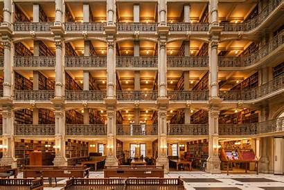 Impressive Libraries Library Imagenes Peabody Maryland George