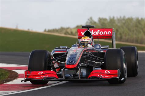 Mclaren F1 2009 by Mclaren 2009 Vodafone Mclaren F1 4721604