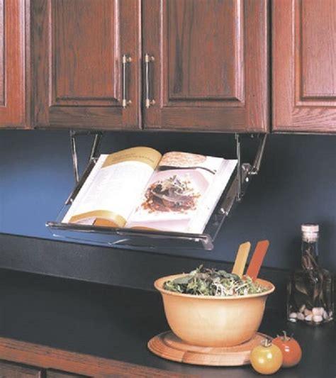 kv  cabinet pull  cookbook rack organizer kvuccb ebay
