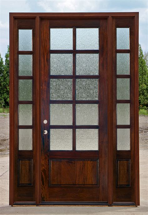 entry doors   sidelights