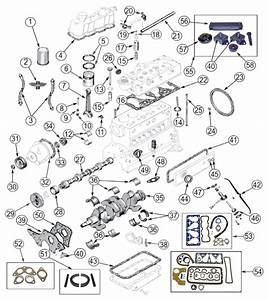 Diagrams For Jeep    Engine Parts    4
