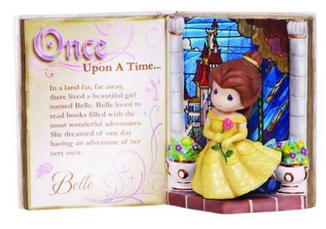Precious Moments Disney Belle Storybook Figurine Precious