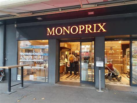 adresse siege monoprix monoprix supermarché hypermarché 52 avenue général