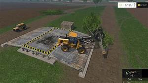 Placeable Contractor Wood Sell Point - Farming simulator ...