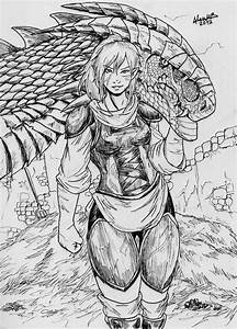 Half Human Dragon Trainer by Shabazik on DeviantArt