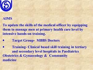 Distance Learning For Health Workshop  Programmes Of