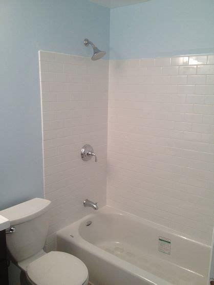 create  waterproof bathtub wall